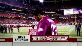 CBS TV Spot, 'Dr Pepper Tuition Giveaway' - Thumbnail 5