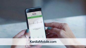 KardiaMobile TV Spot, 'Immediate Peace of Mind' - Thumbnail 6