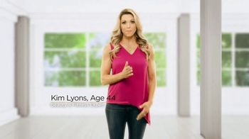 SeroVital TV Spot, 'Restore Your Age' Featuring Kim Lyons