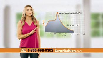 SeroVital TV Spot, 'Restore Your Age' Featuring Kim Lyons - Thumbnail 4