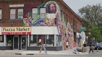 BTN LiveBIG TV Spot, 'Minnesota Murals Mirror Community'