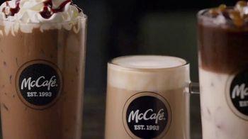 McDonald's McCafé TV Spot, 'Football Game Announcer' - Thumbnail 8