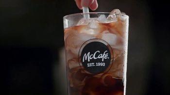 McDonald's McCafé TV Spot, 'Football Game Announcer' - Thumbnail 9