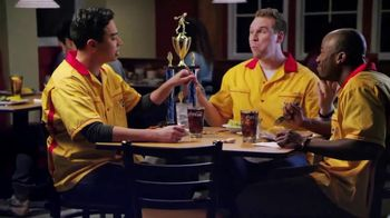 Golden Corral SmokeHouse TV Spot, 'Bowling Night'