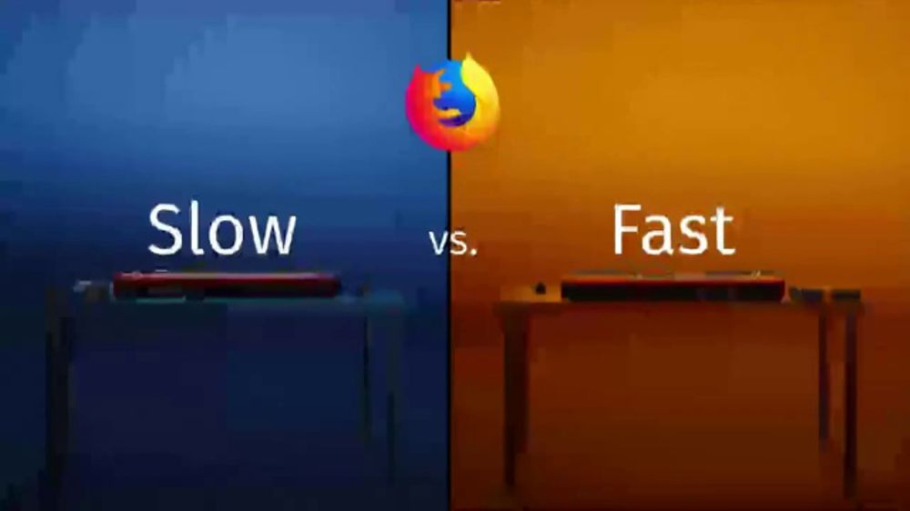 Firefox TV Commercial, 'Slow v  Fast' Featuring Reggie Watts - Video