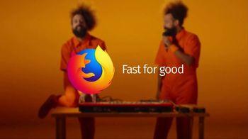 Firefox TV Spot, 'Slow v. Fast' Featuring Reggie Watts - Thumbnail 10