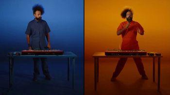 Firefox TV Spot, 'Slow v. Fast' Featuring Reggie Watts - Thumbnail 5