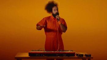 Firefox TV Spot, 'Slow v. Fast' Featuring Reggie Watts - Thumbnail 6