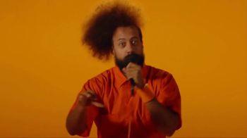 Firefox TV Spot, 'Slow v. Fast' Featuring Reggie Watts - Thumbnail 8