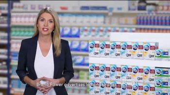 Alka-Seltzer Plus Sore Throat Relief TV Spot, 'Brand Power: Relief'