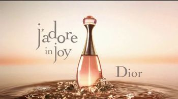 Dior J'Adore Injoy TV Spot, 'Submerged' Song by Woodkid