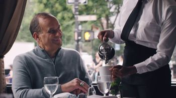 Bigelow Tea TV Spot, 'Tea Proudly with Joe Torre' Featuring Joe Torre - Thumbnail 9