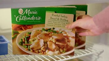 Marie Callender's Roasted Turkey Breast & Stuffing TV Spot, 'Simple' - Thumbnail 5