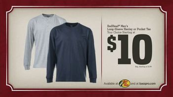 Bass Pro Shops Holiday Sale TV Spot, 'One Gift: Shirts and Scopes' - Thumbnail 7