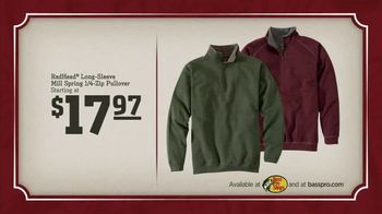 Bass Pro Shops Holiday Sale TV Spot, 'One Gift: Shirts and Scopes' - Thumbnail 8