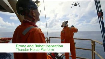 BP TV Spot, 'Taking Safety to New Heights'