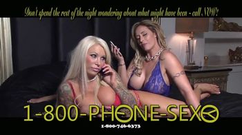 1-800-PHONE-SEXY TV Spot, 'Slumber Party' - Thumbnail 9