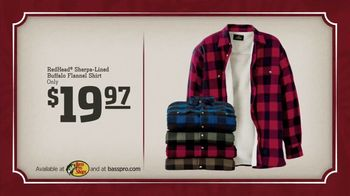 Bass Pro Shops Holiday Sale TV Spot, 'Cyber Week: Hats, Flannel and Reels' - Thumbnail 7