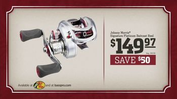 Bass Pro Shops Holiday Sale TV Spot, 'Cyber Week: Hats, Flannel and Reels' - Thumbnail 9