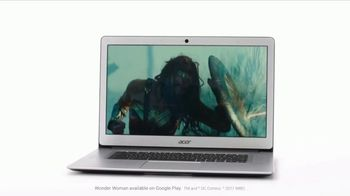 Acer Chromebook 15 TV Spot, 'Over the Old Way' Song by OBB - Thumbnail 7