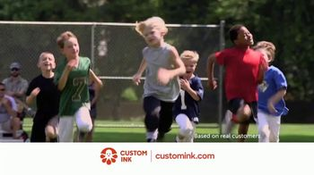 CustomInk TV Spot, 'It's Not a Team Without T-Shirts' - Thumbnail 1