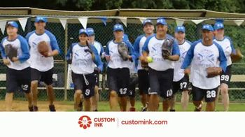 CustomInk TV Spot, 'It's Not a Team Without T-Shirts' - Thumbnail 2