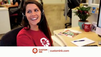 CustomInk TV Spot, 'It's Not a Team Without T-Shirts' - Thumbnail 7