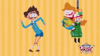Aquabeads Deluxe Studio TV Spot, 'Nickelodeon: Welcome to the Wayne' - Thumbnail 8