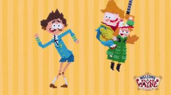 Aquabeads Deluxe Studio TV Spot, 'Nickelodeon: Welcome to the Wayne' - Thumbnail 7