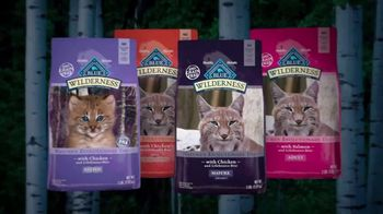 Blue Buffalo BLUE Wilderness TV Spot, 'Lynx Hunger' - Thumbnail 9
