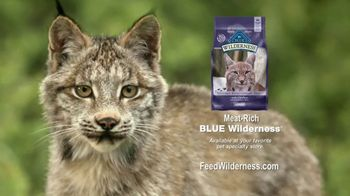 Blue Buffalo BLUE Wilderness TV Spot, 'Lynx Hunger' - Thumbnail 8