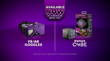 Merge Cube TV Spot, 'Hold a Hologram' - Thumbnail 9