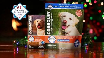 Cosequin Joint Health Supplement TV Spot, 'Makes a Great Stocking Stuffer!' - Thumbnail 6