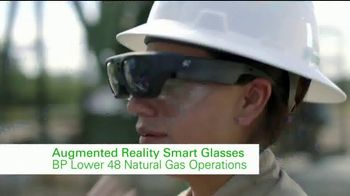 BP TV Spot, 'Safety: Augmented Reality Smart Glasses' - Thumbnail 2