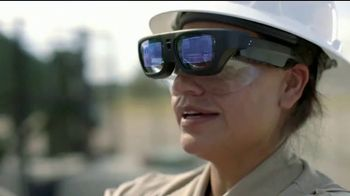 BP TV Spot, 'Safety: Augmented Reality Smart Glasses' - Thumbnail 3