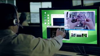 BP TV Spot, 'Safety: Augmented Reality Smart Glasses' - Thumbnail 6