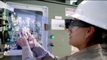 BP TV Spot, 'Safety: Augmented Reality Smart Glasses' - Thumbnail 8