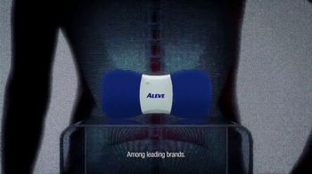 Aleve Direct Therapy TV Spot, 'Back Pain Relief' - Thumbnail 3