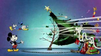 DisneyNOW TV Spot, '25 Days of Christmas'