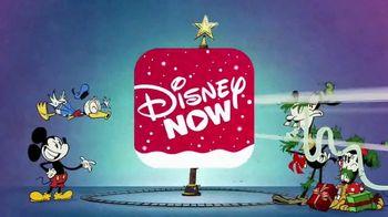 DisneyNOW TV Spot, '25 Days of Christmas' - Thumbnail 2