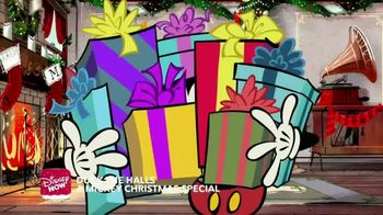 DisneyNOW TV Spot, '25 Days of Christmas' - Thumbnail 4