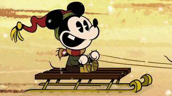 DisneyNOW TV Spot, '25 Days of Christmas' - Thumbnail 7