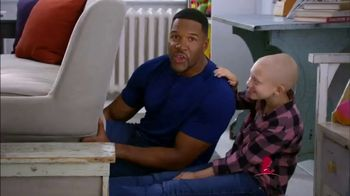 St. Jude Children's Research Hospital TV Spot, 'Join Michael Strahan' - Thumbnail 1