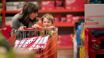 The Home Depot TV Spot, 'Give Santa Some Serious Competition' - Thumbnail 1