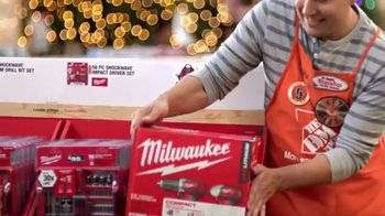 The Home Depot TV Spot, 'Give Santa Some Serious Competition' - Thumbnail 4