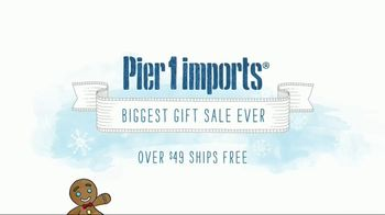 Pier 1 Imports Biggest Gift Sale Ever TV Spot, 'Gifts That Wow' - Thumbnail 9