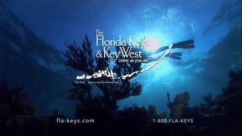 The Florida Keys & Key West TV Spot, 'Diving' - Thumbnail 10