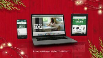 Dick's Sporting Goods Cyber Week Deals TV Spot, 'Bottles, Tennis & Apparel' - Thumbnail 5