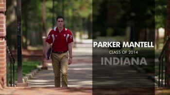 BTN LiveBIG TV Spot, 'Indiana's Parker Mantell'