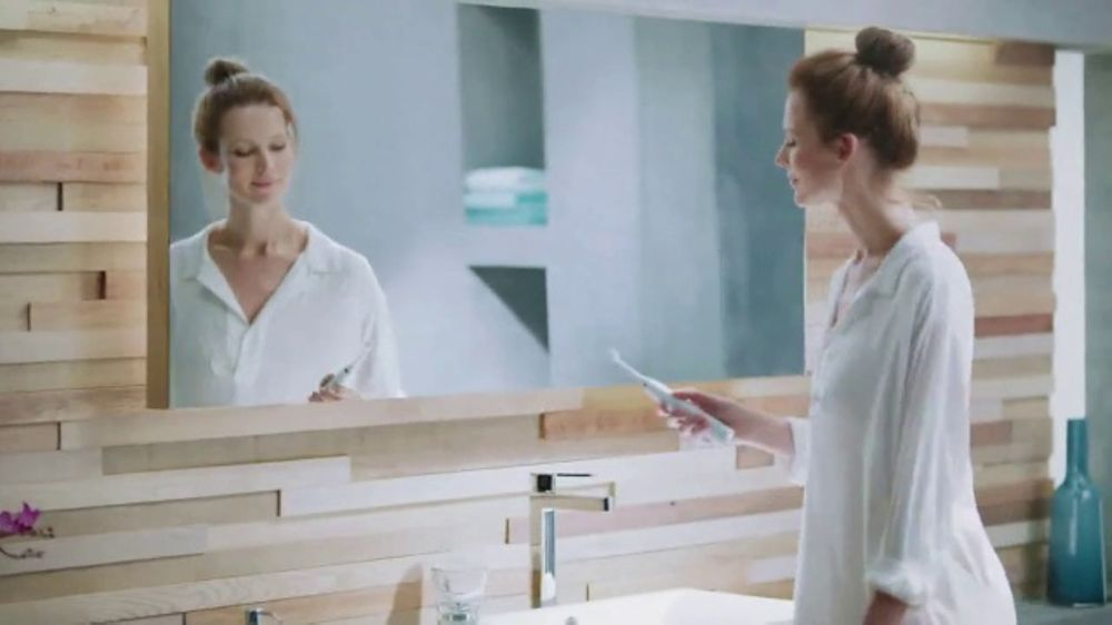 Sonicare DiamondClean TV Commercial, 'Exceptionally Fresh Feeling: Coupon'  - Video